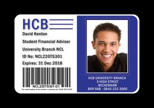 Sample HCB ID Card Design