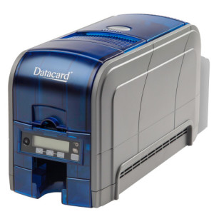 data card printer